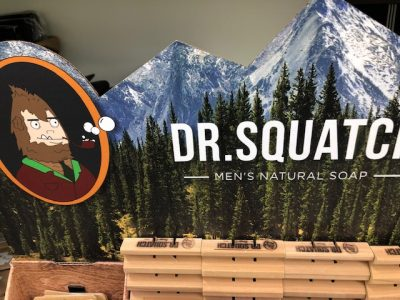 Dr Sasquatch